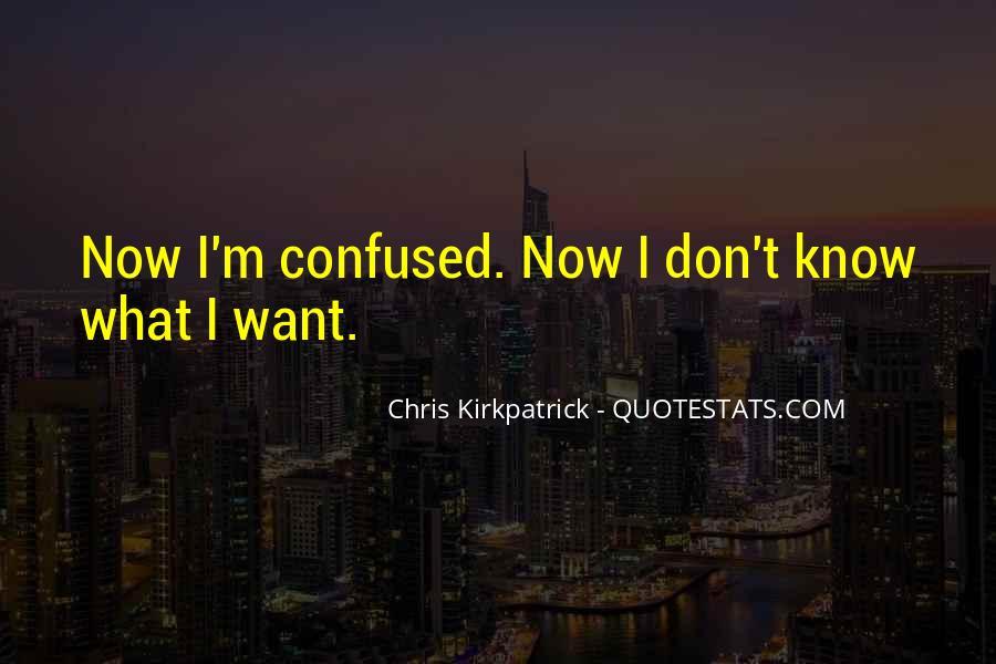 Chris Kirkpatrick Quotes #26484