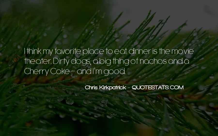 Chris Kirkpatrick Quotes #54463
