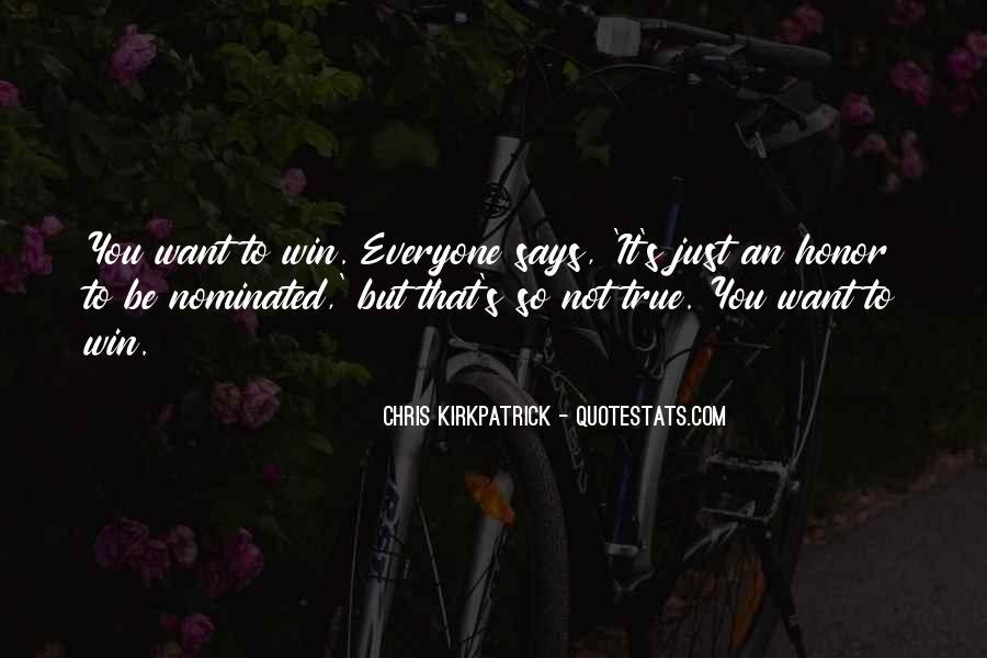 Chris Kirkpatrick Quotes #993399
