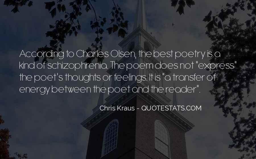Chris Kraus Quotes #1036160