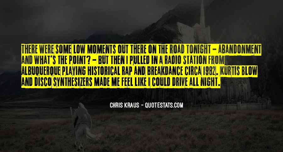 Chris Kraus Quotes #1170801