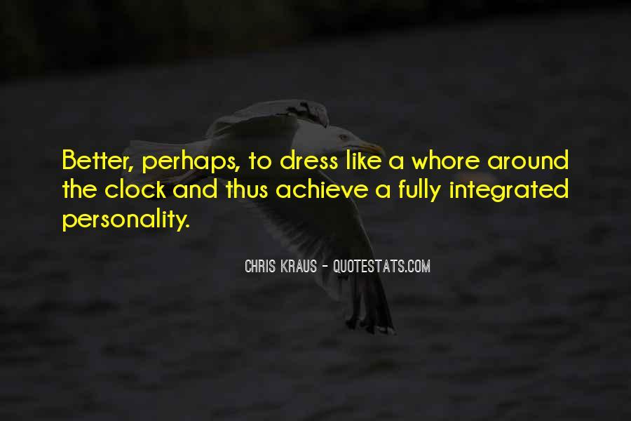 Chris Kraus Quotes #1193475