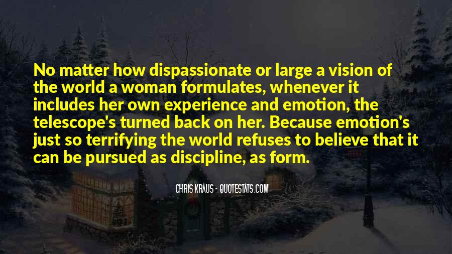 Chris Kraus Quotes #1235655