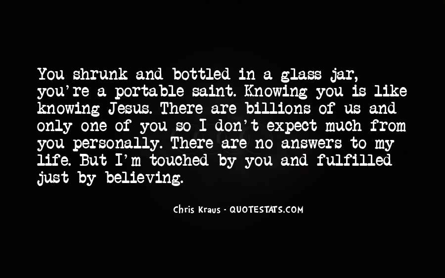 Chris Kraus Quotes #1355134