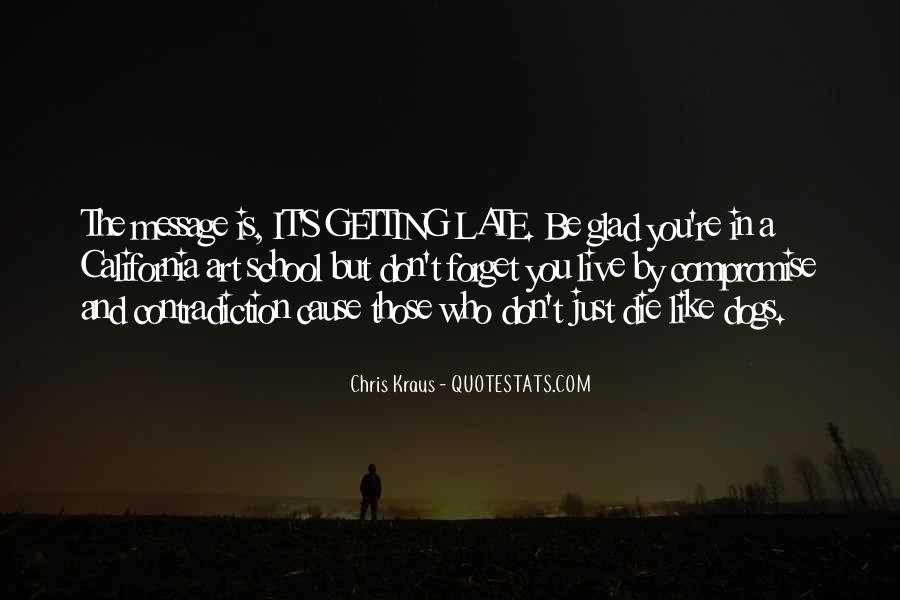 Chris Kraus Quotes #1625088