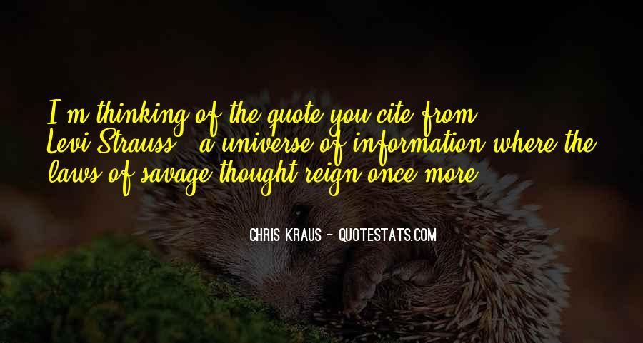 Chris Kraus Quotes #403719