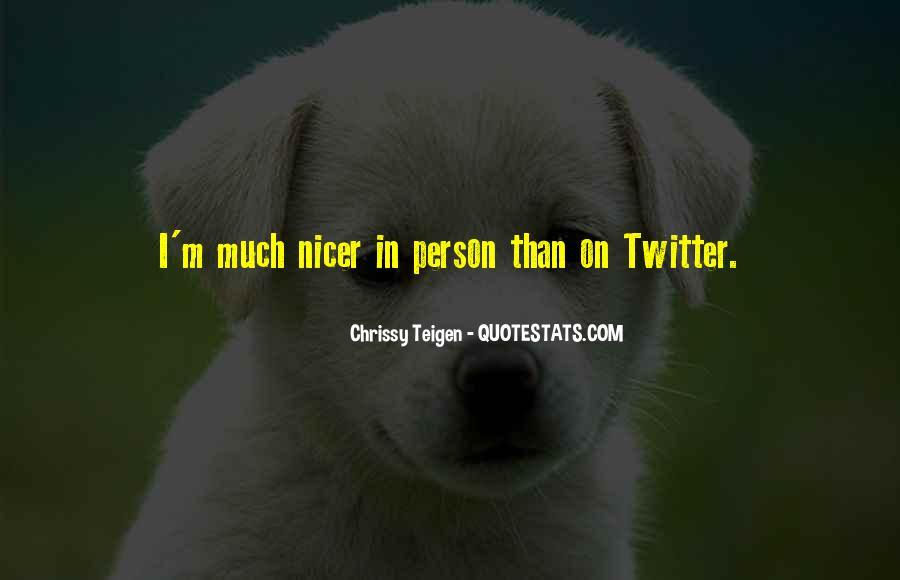Chrissy Teigen Quotes #143354