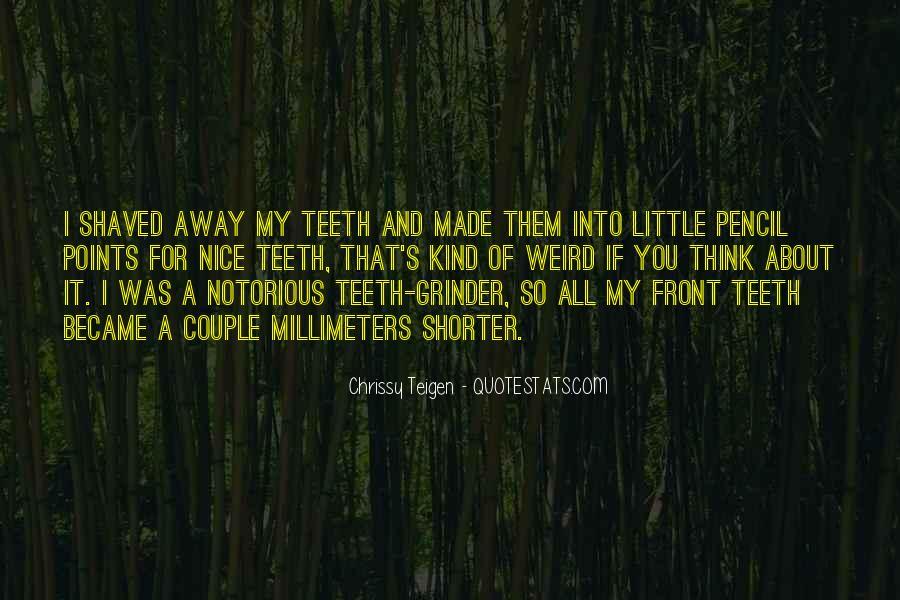 Chrissy Teigen Quotes #1665084
