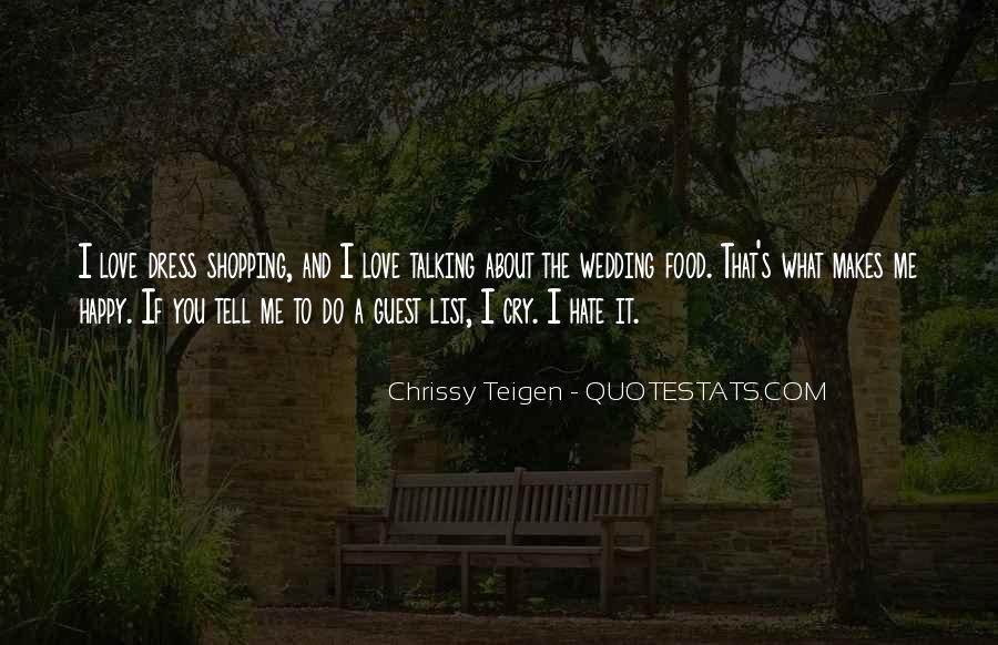 Chrissy Teigen Quotes #1684367