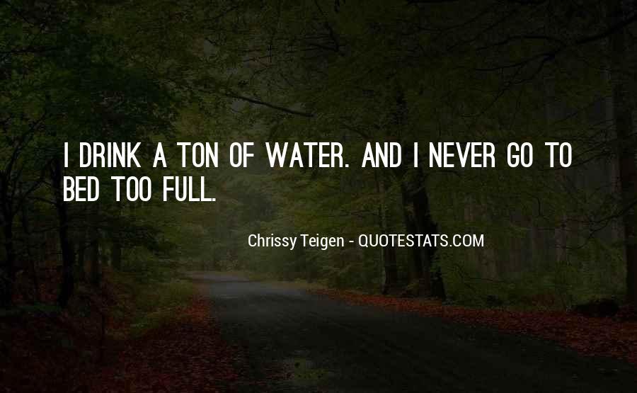 Chrissy Teigen Quotes #1867175