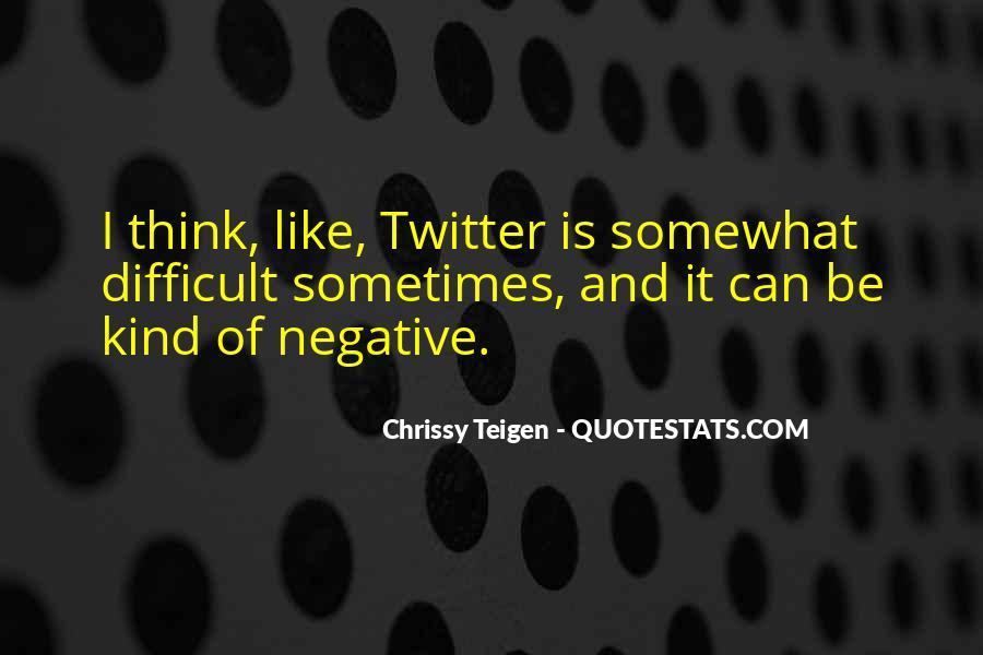 Chrissy Teigen Quotes #26608