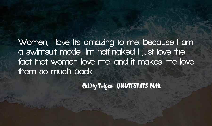 Chrissy Teigen Quotes #373181
