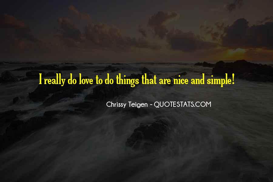Chrissy Teigen Quotes #569842