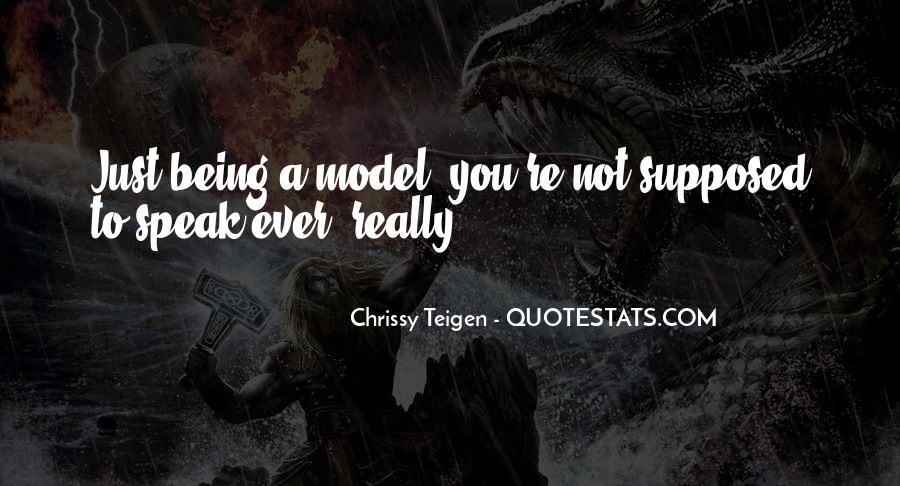 Chrissy Teigen Quotes #678917