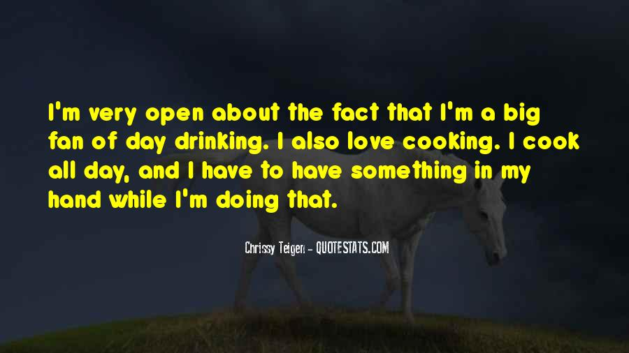 Chrissy Teigen Quotes #781990