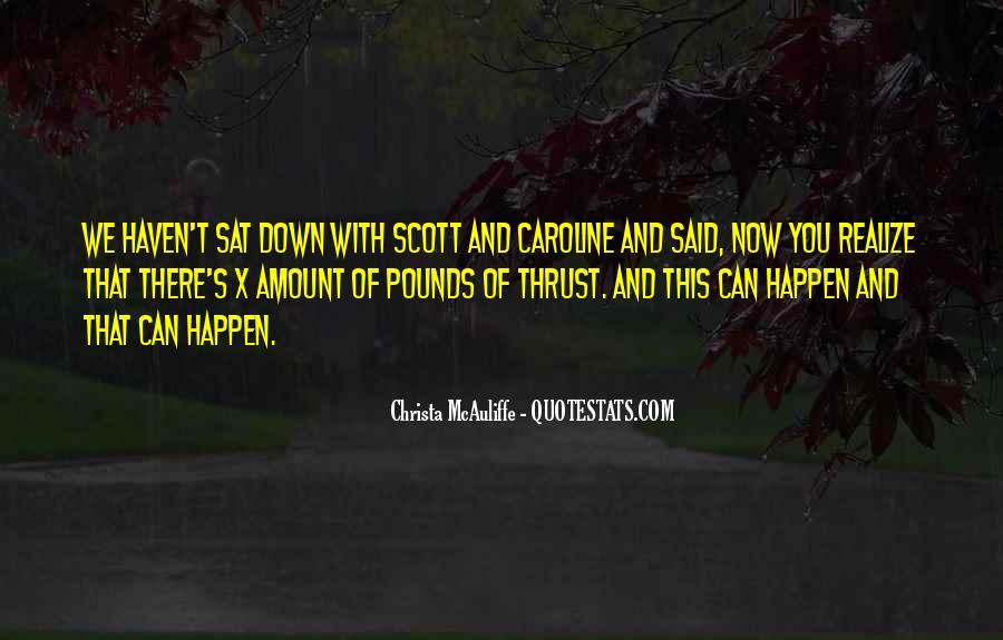 Christa Mcauliffe Quotes #1546662