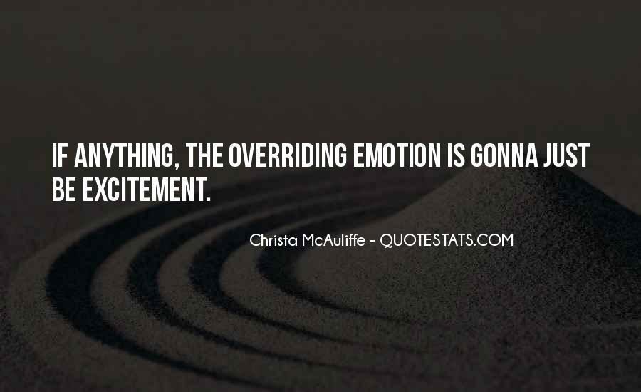 Christa Mcauliffe Quotes #785995