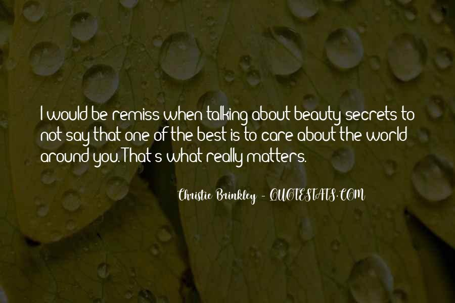 Christie Brinkley Quotes #1221626