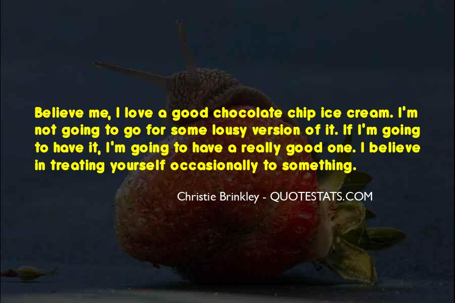 Christie Brinkley Quotes #1318445