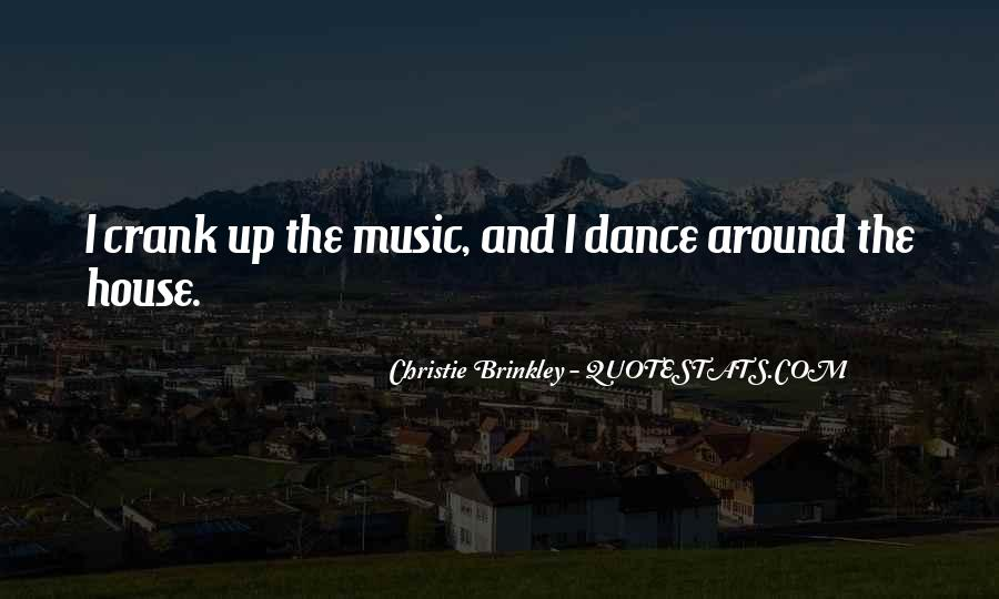 Christie Brinkley Quotes #166710