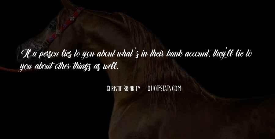 Christie Brinkley Quotes #1723860