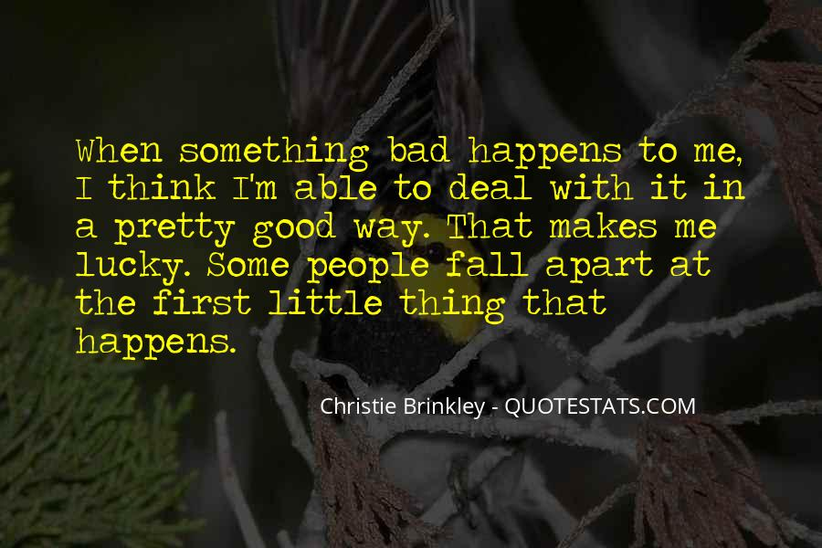 Christie Brinkley Quotes #1742007