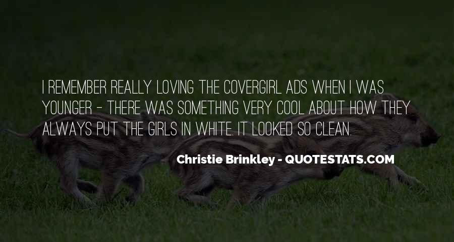 Christie Brinkley Quotes #534762