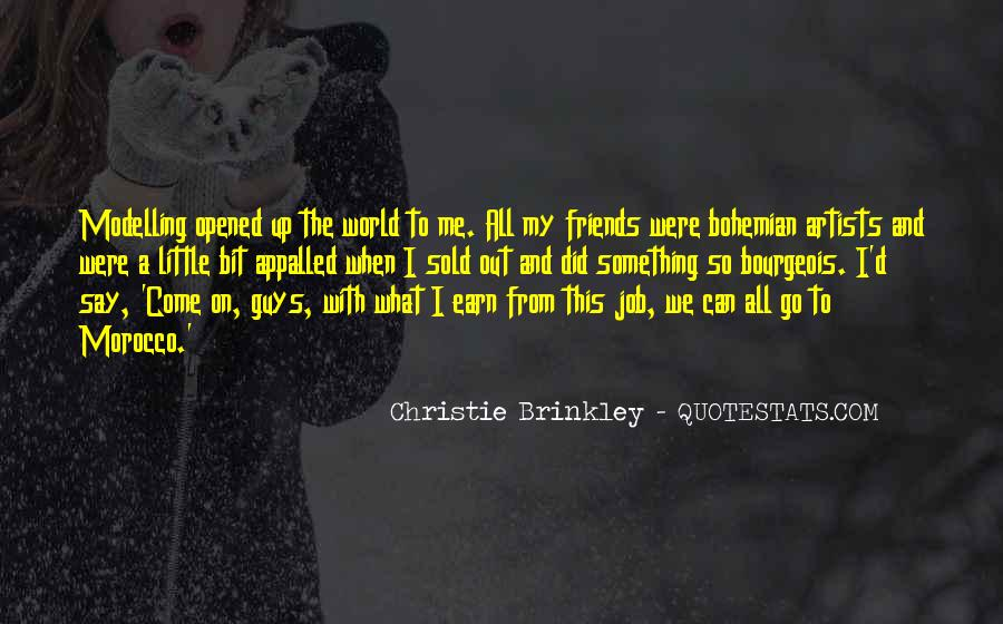 Christie Brinkley Quotes #579339