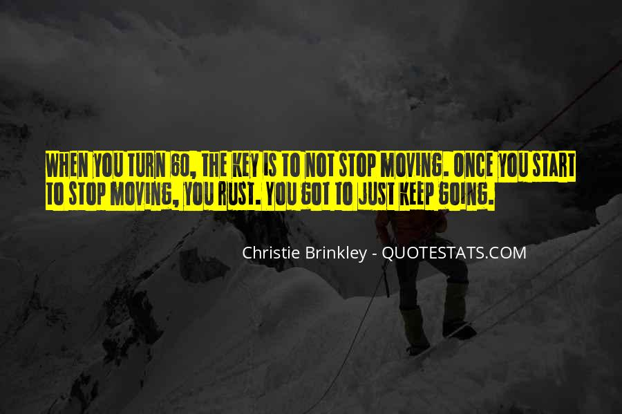 Christie Brinkley Quotes #6677