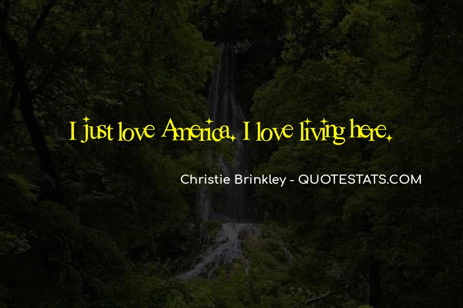 Christie Brinkley Quotes #705439