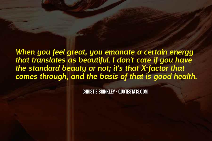Christie Brinkley Quotes #830899