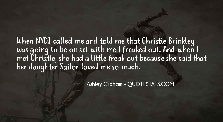 Christie Brinkley Quotes #856874
