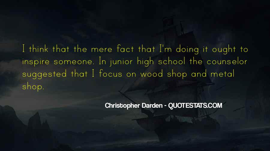 Christopher Darden Quotes #1237535