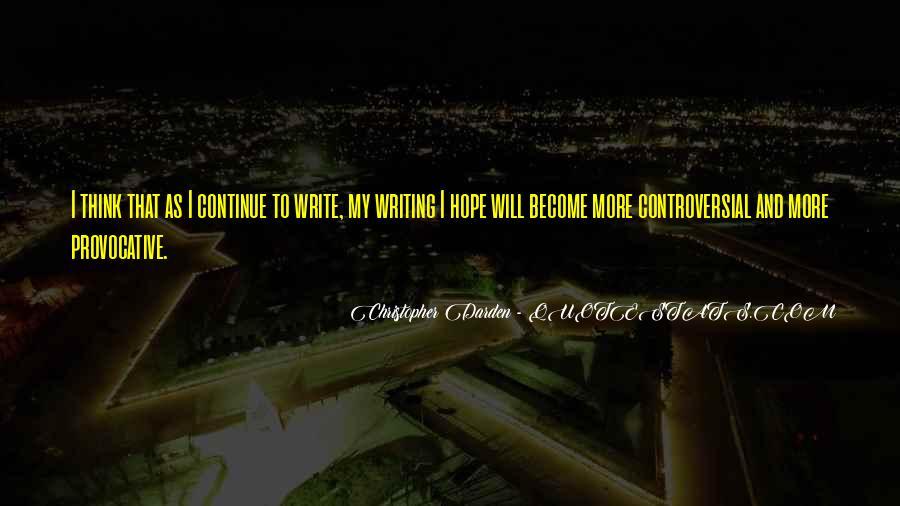Christopher Darden Quotes #1304979