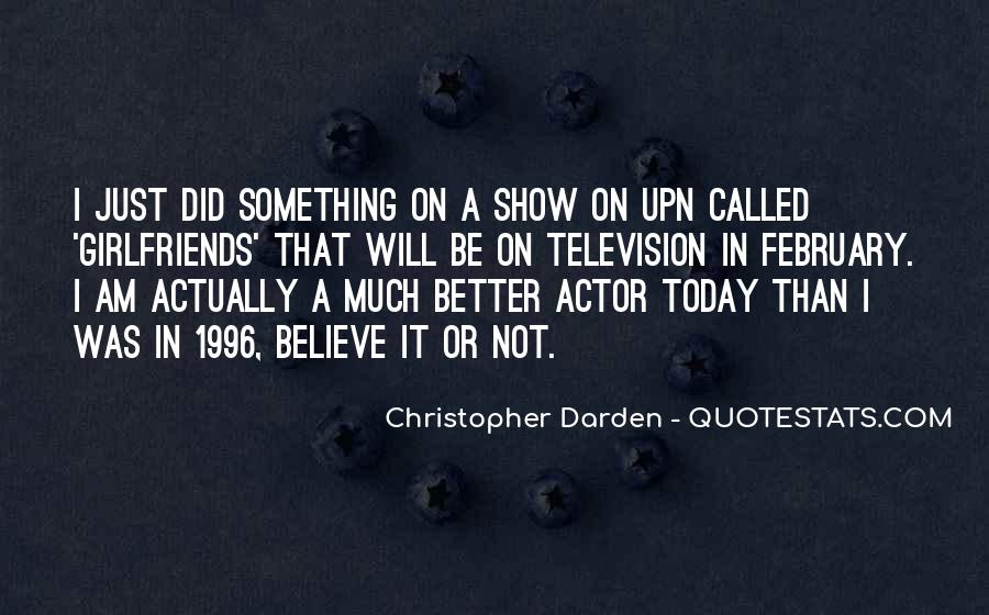 Christopher Darden Quotes #172938