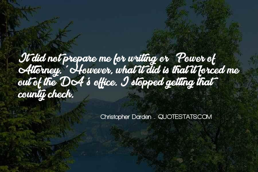 Christopher Darden Quotes #534862