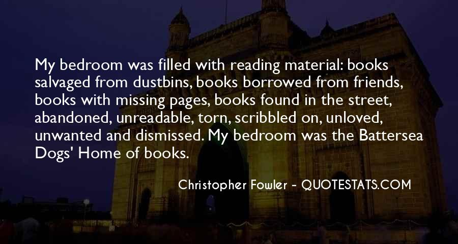 Christopher Fowler Quotes #1122844