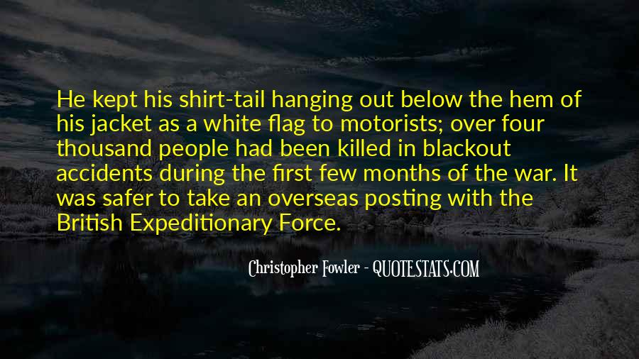 Christopher Fowler Quotes #1157009