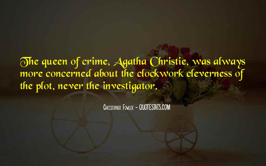 Christopher Fowler Quotes #1164177