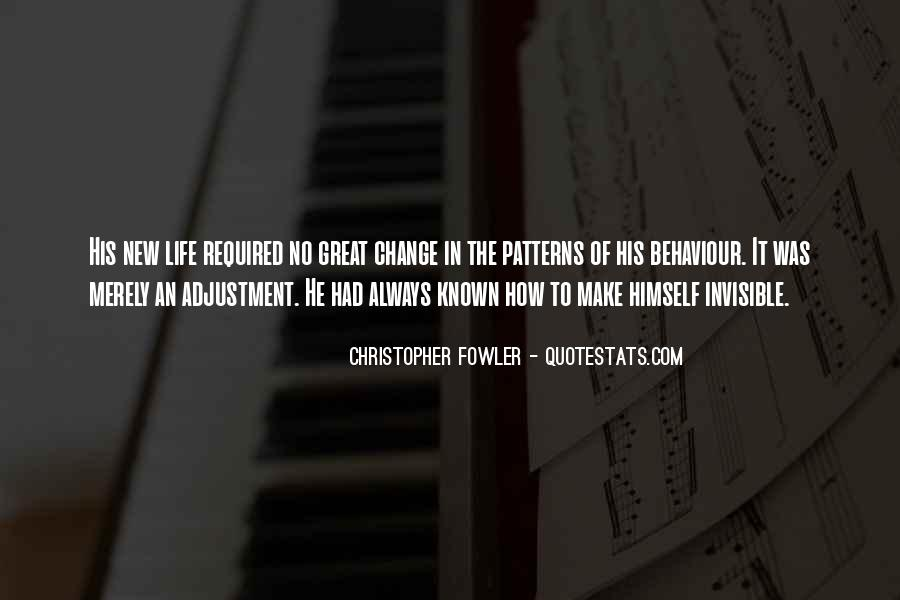 Christopher Fowler Quotes #1217698