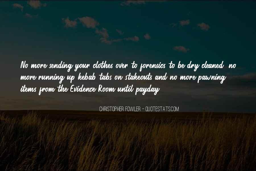 Christopher Fowler Quotes #1219050