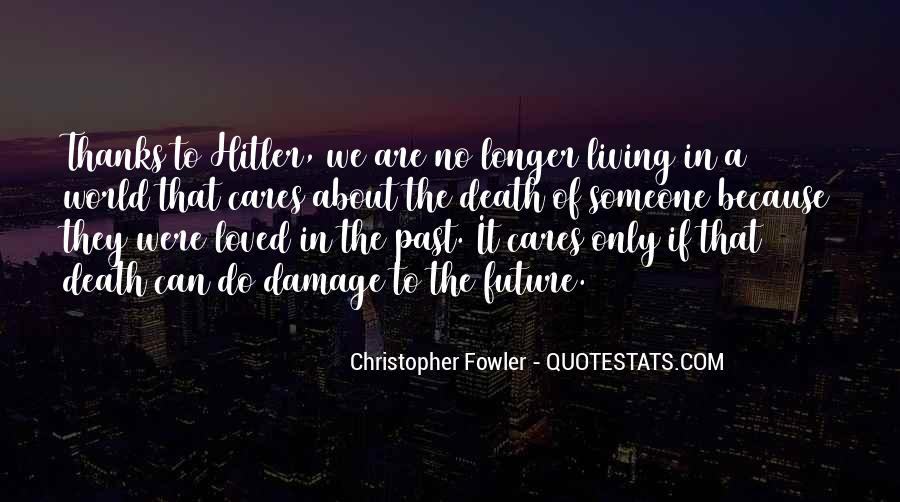 Christopher Fowler Quotes #1431406