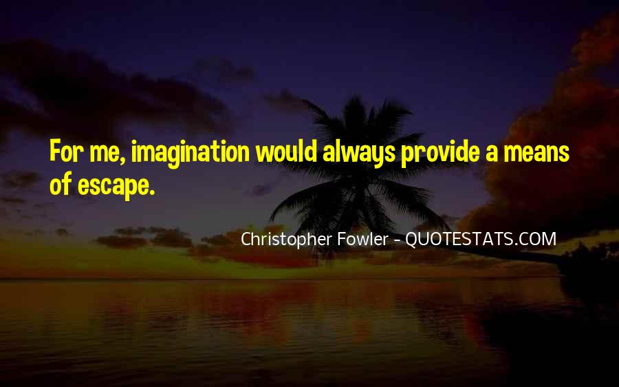 Christopher Fowler Quotes #1552043