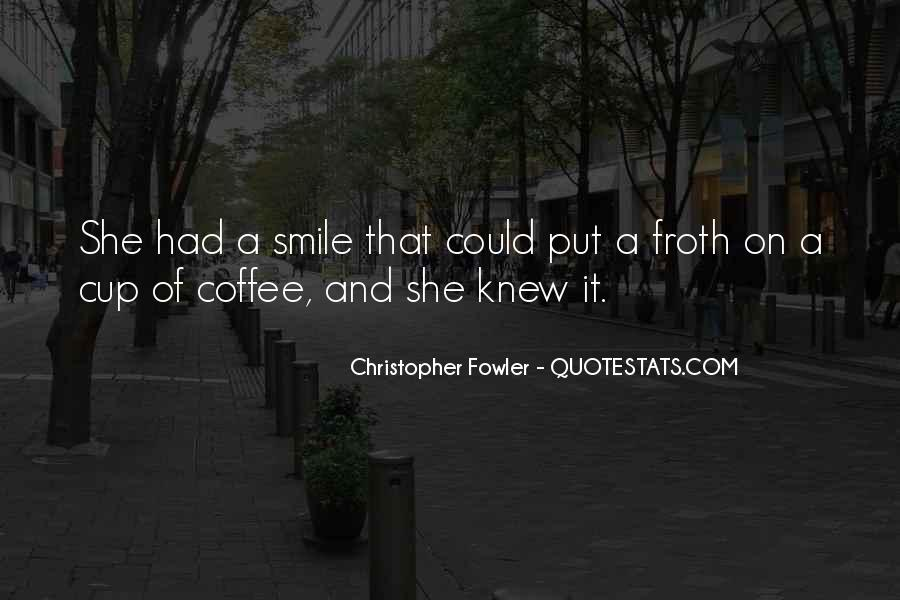 Christopher Fowler Quotes #1600922
