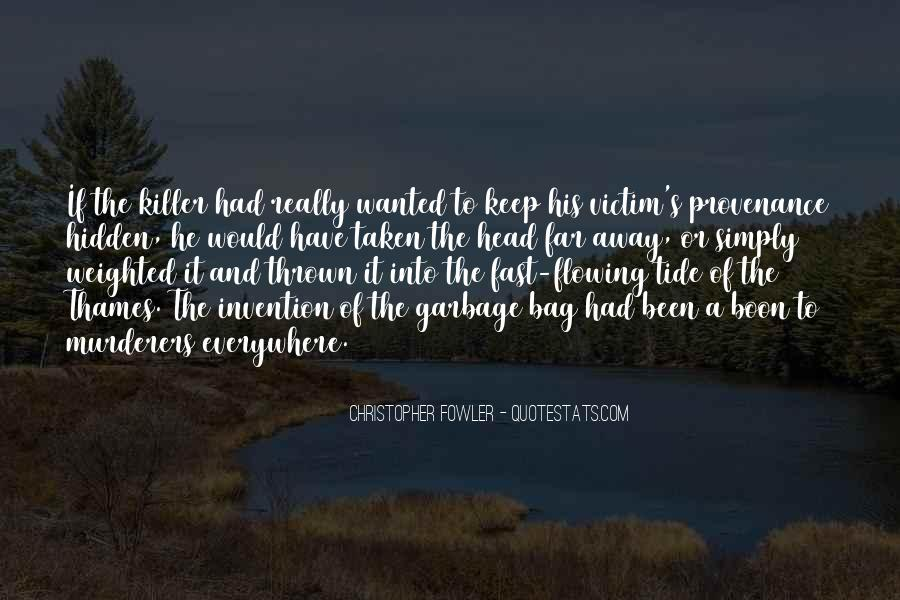 Christopher Fowler Quotes #1778098