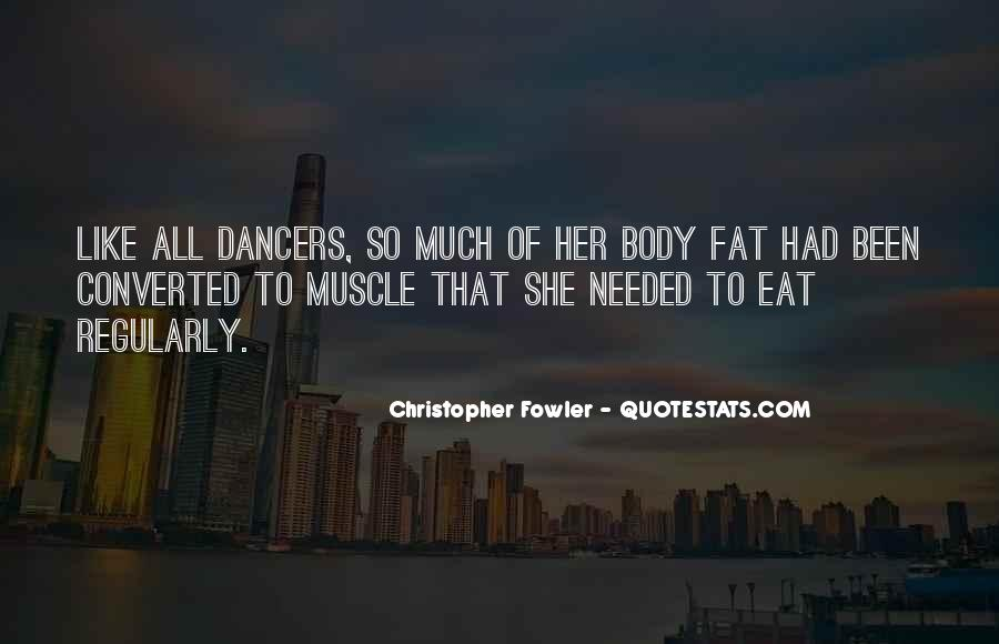 Christopher Fowler Quotes #294898