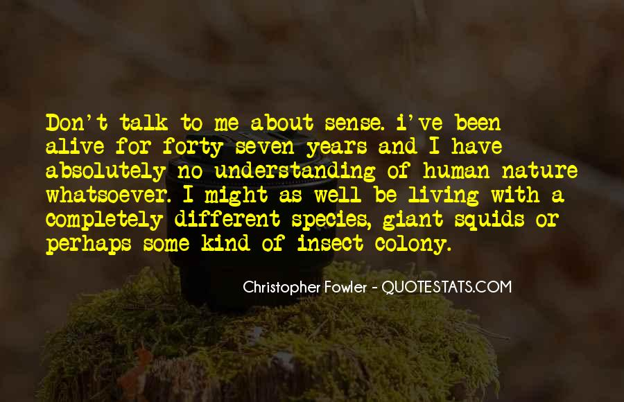 Christopher Fowler Quotes #339191