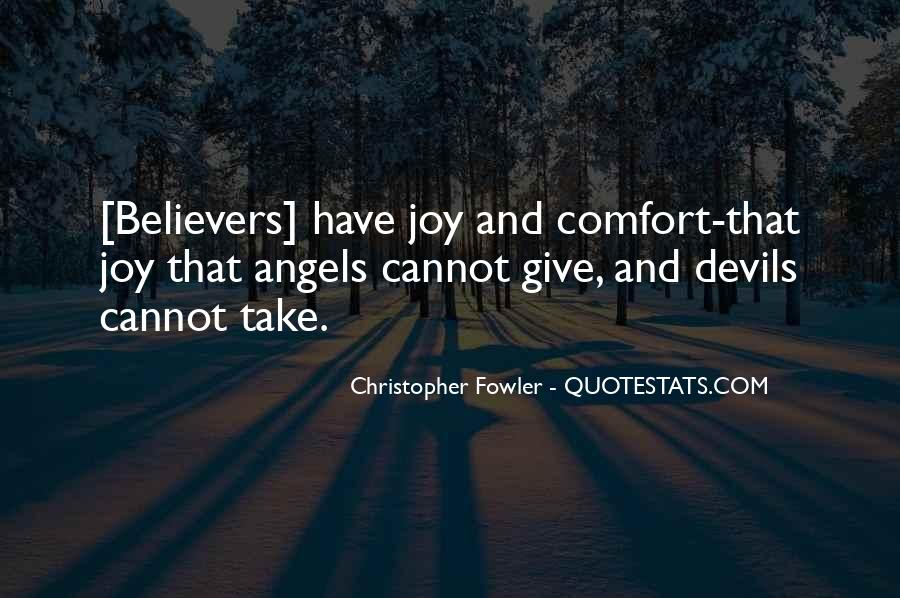 Christopher Fowler Quotes #395376