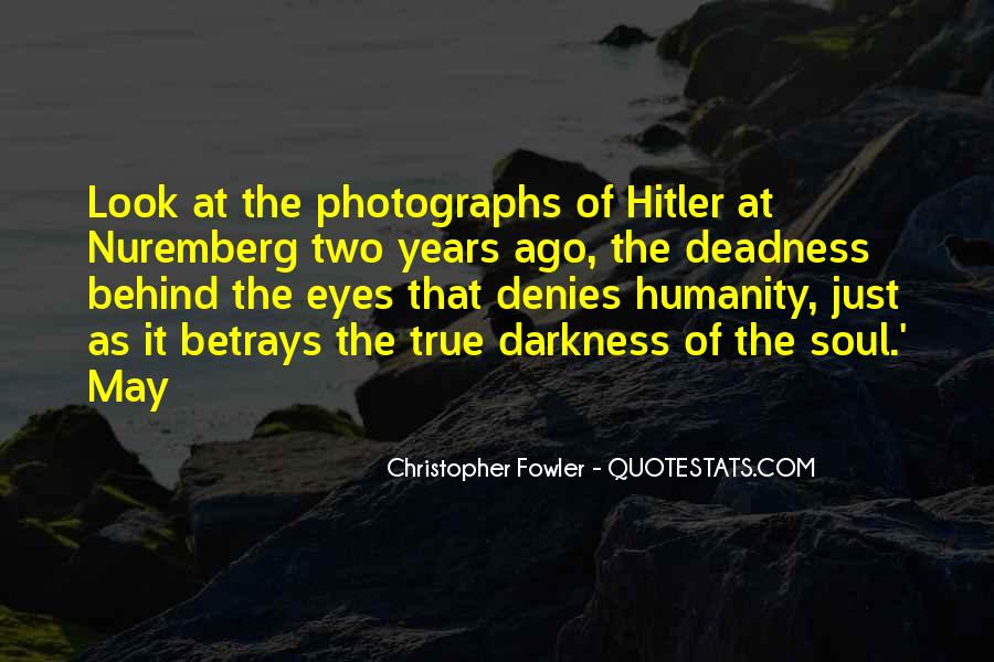 Christopher Fowler Quotes #823873