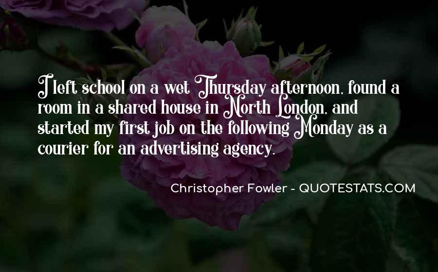 Christopher Fowler Quotes #889716